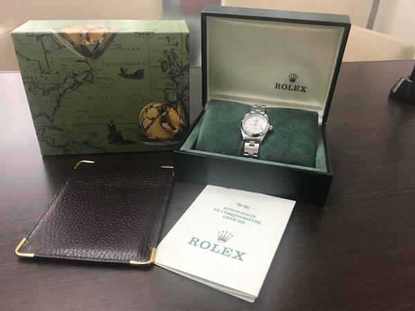 ロレックス 79160