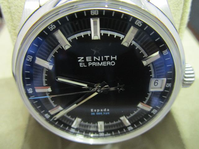 ゼニス エスパーダ エル・プリメロ-3