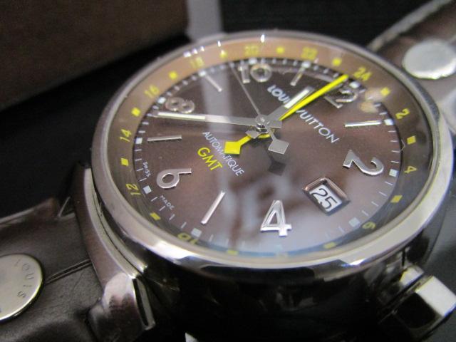 ヴィトン タンブール GMT 1 (3)