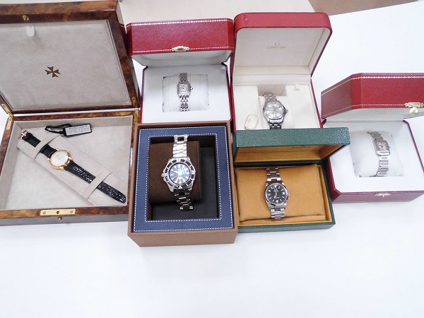 JJコレクション徳島店 腕時計 高価買取