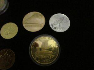 札幌 ソウル オリンピック 記念メダル 硬貨