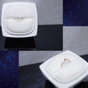 K18ダイヤモンドリング-1