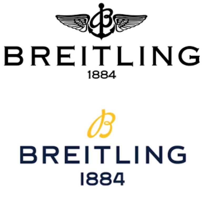 ブライトリング 新旧ロゴ