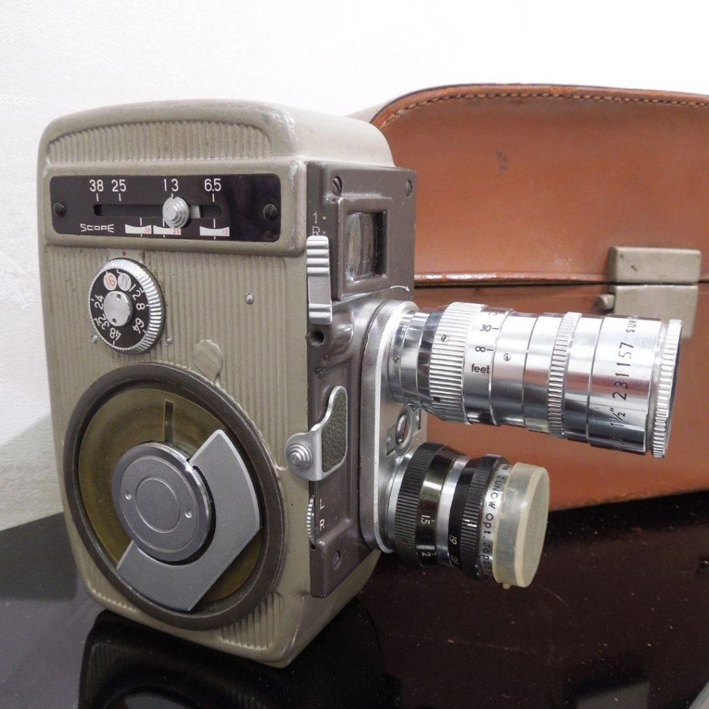 ヤシカ8 8mm アンティーク